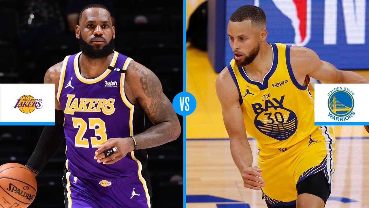 #Warriors #Lakers