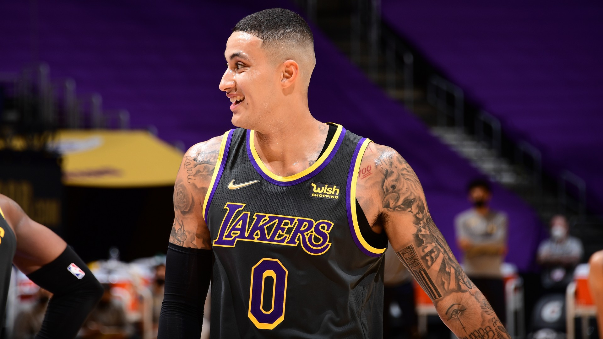 Fourth quarter explosion from Kyle Kuzma helps Los Angeles Lakers topple Indiana Pacers - NBA IN