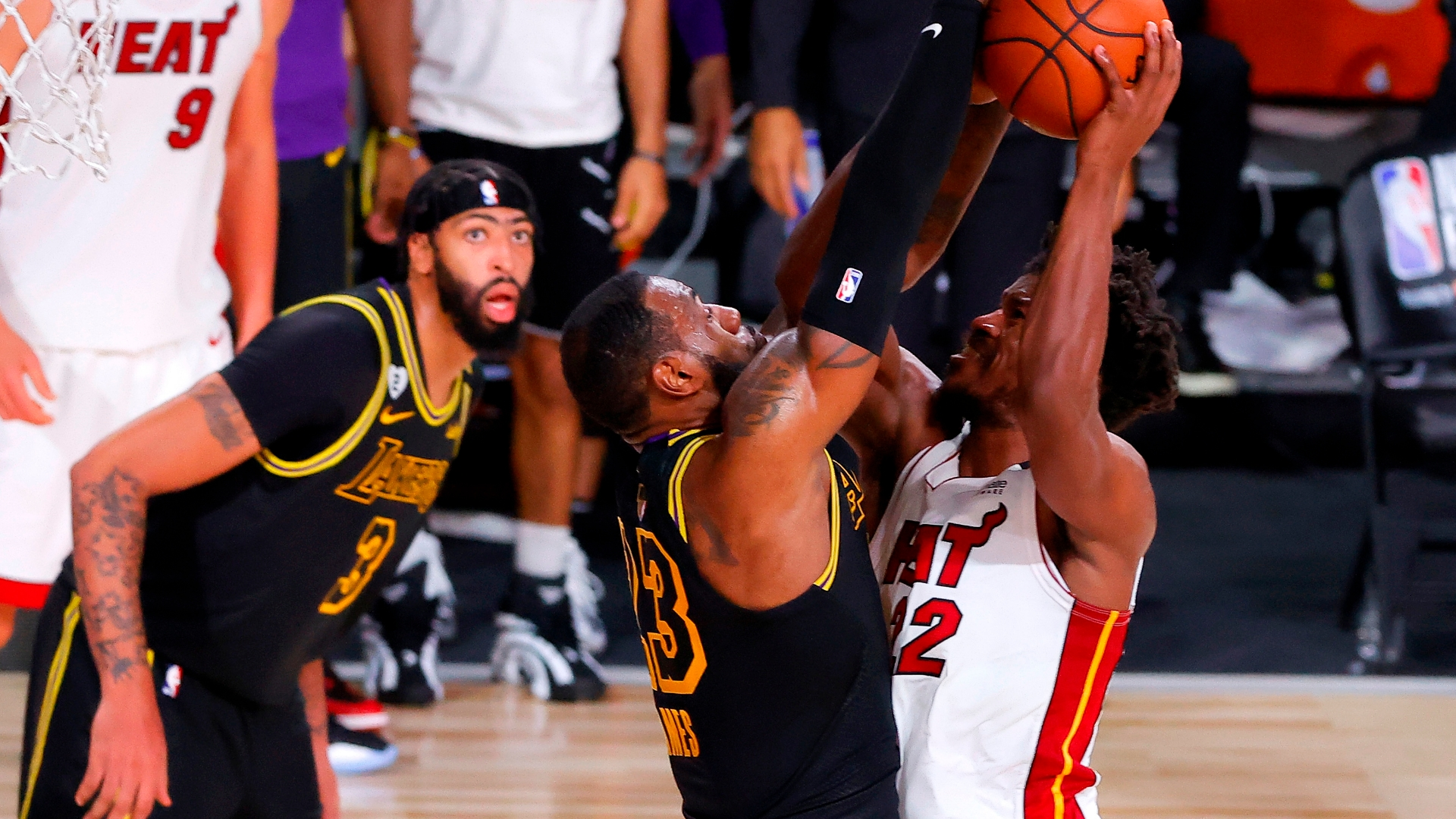 Nba Finals 2020 Game 2 Player Ratings For Los Angeles Lakers And Miami Heat Nba Com Australia The Official Site Of The Nba