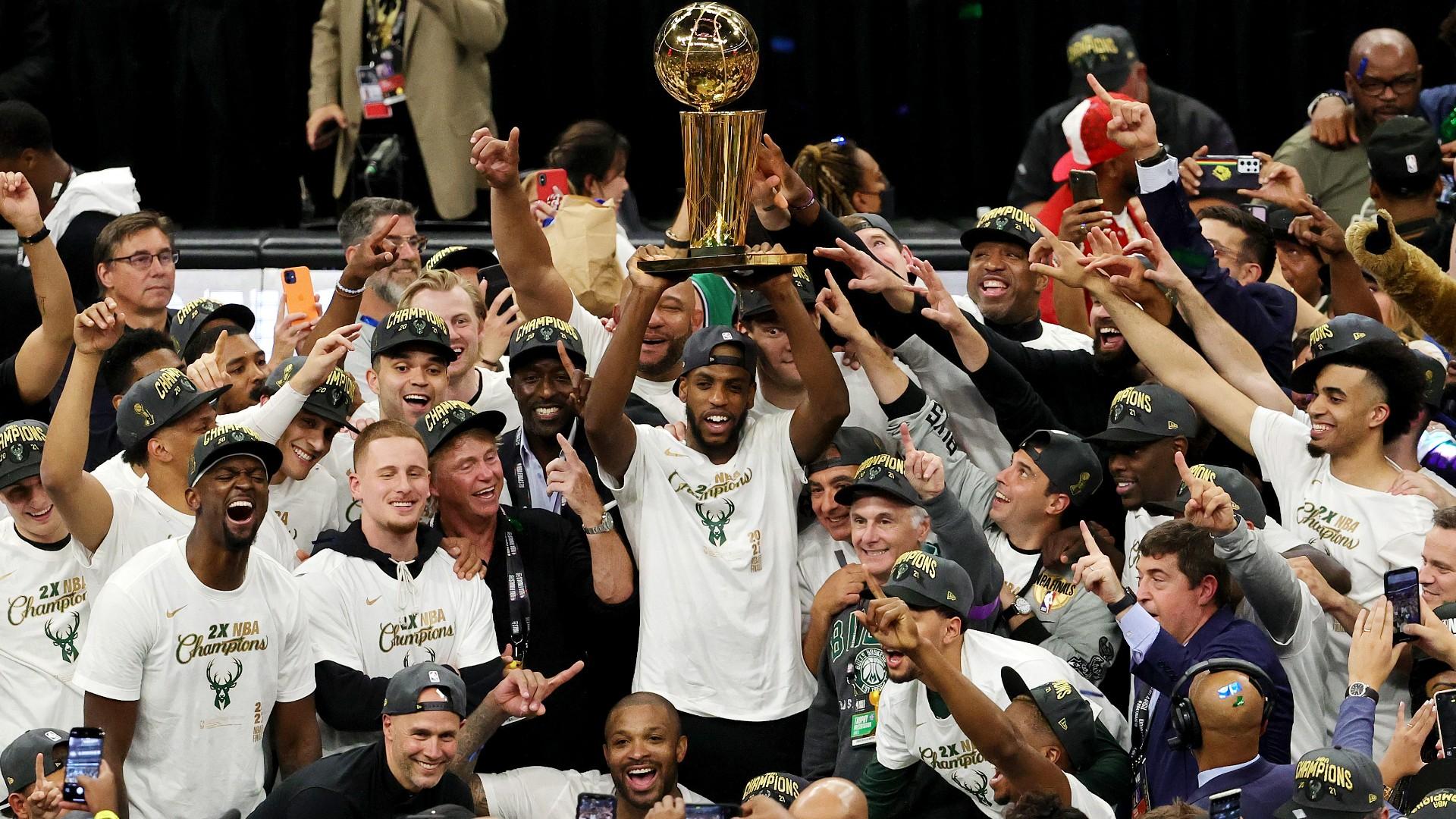 Los Milwaukee Bucks consiguen su segundo anillo tras cincuenta años del primero