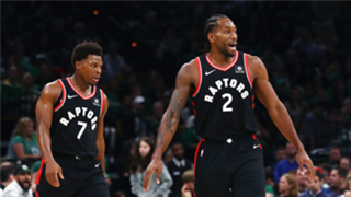 The Raptors are 13-4 and No. 1 in the NBA Power Rankings