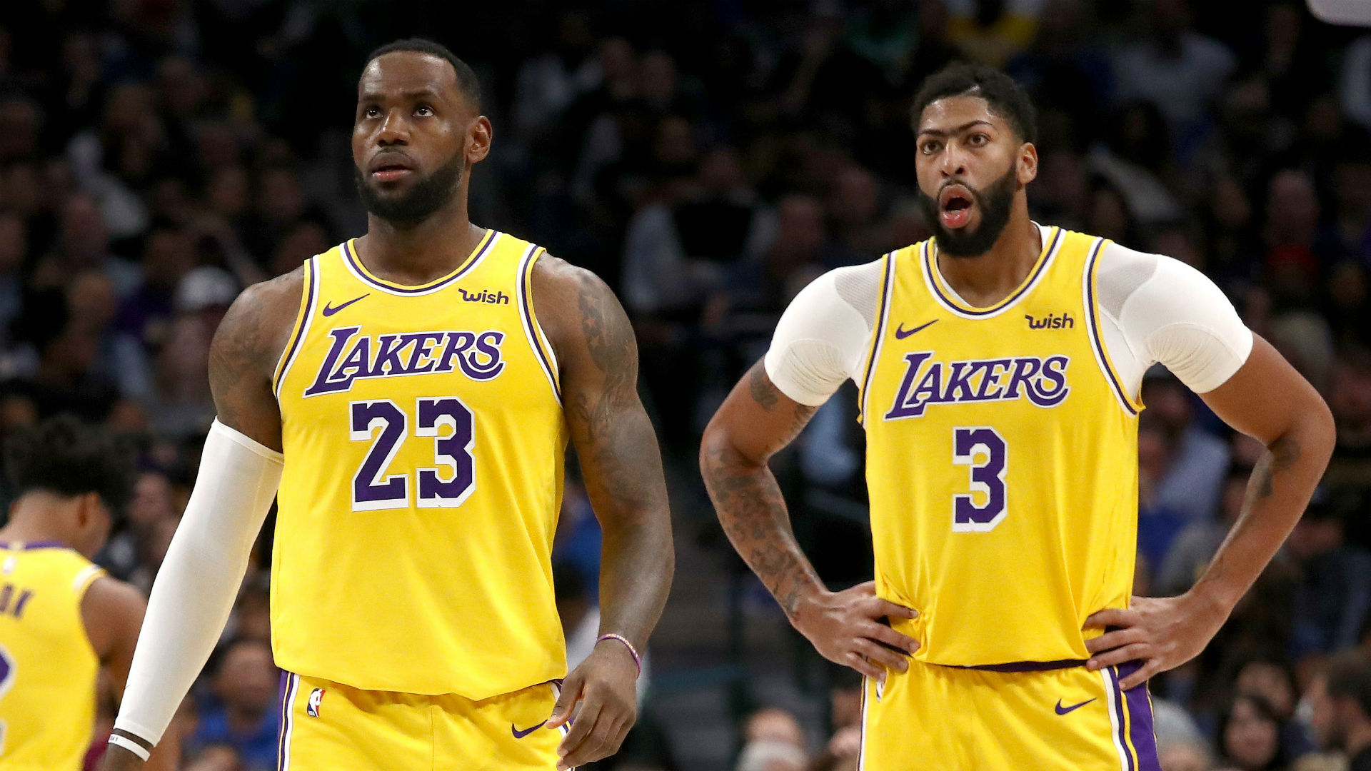 Five Reasons That Lebron James Anthony Davis And The Los