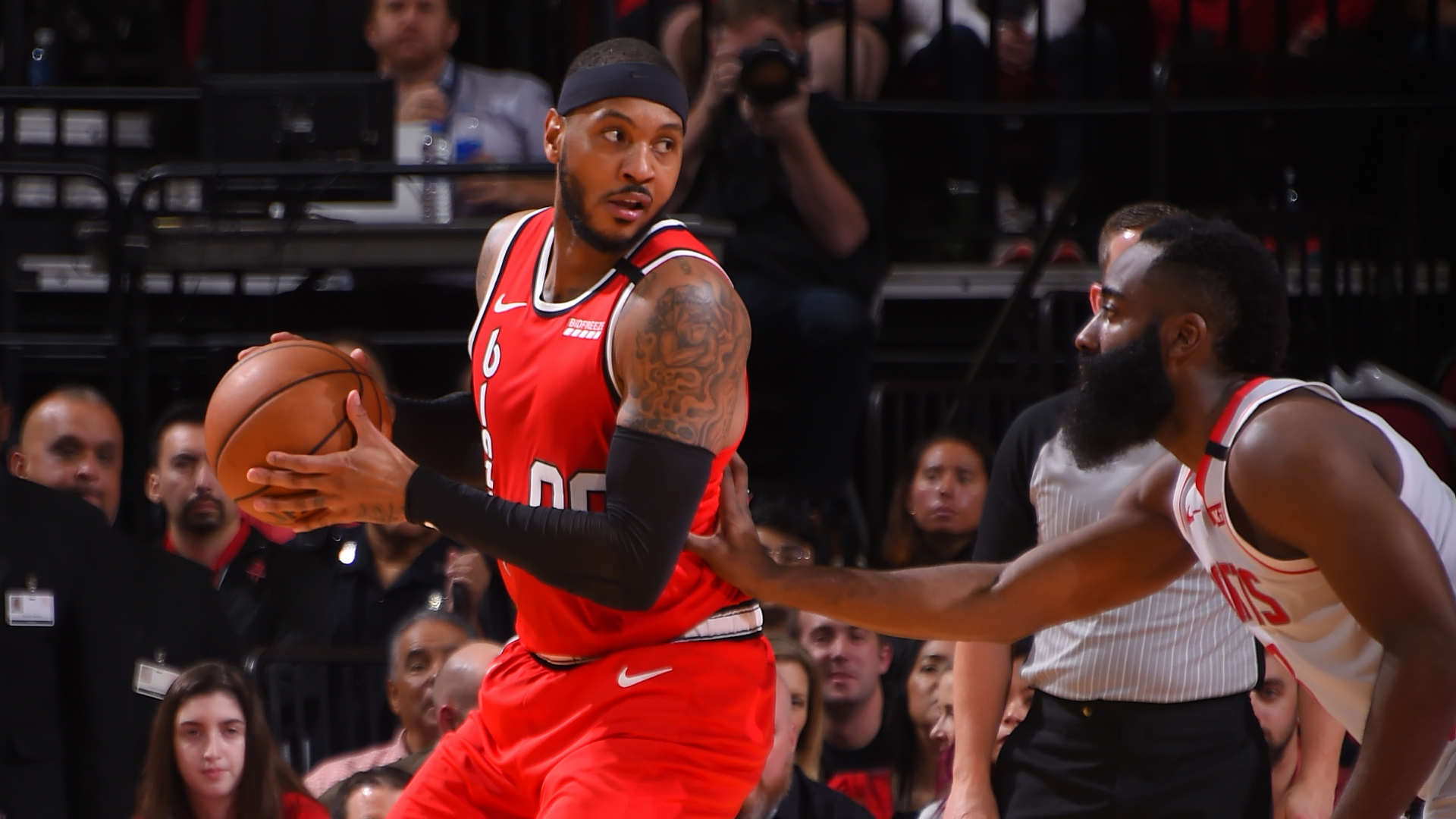 Balanced Effort Gives The Trail Blazers The Victory Over