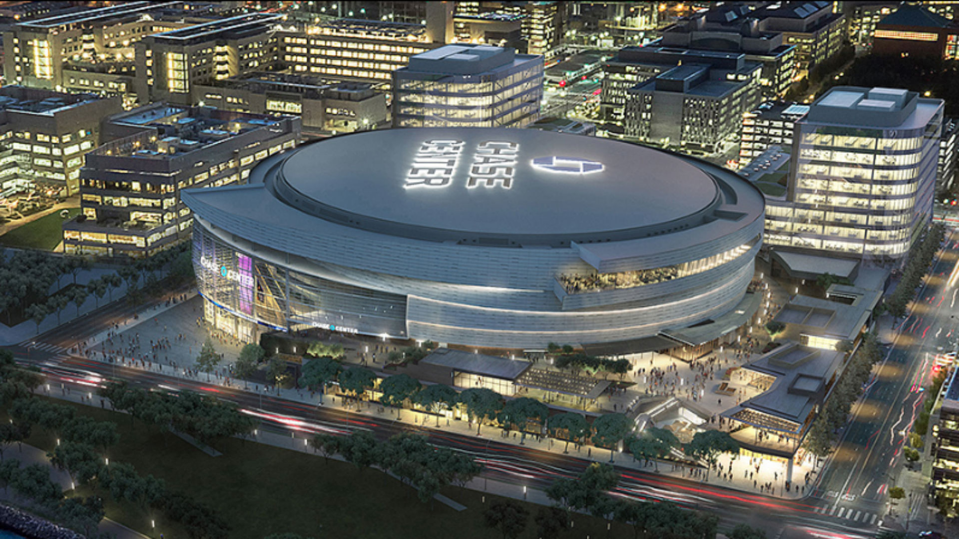 Where Are The Golden State Warriors Playing This Season 10 Facts About Chase Center Nba Com India The Official Site Of The Nba
