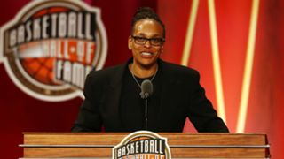 Teresa Weatherspoon was a part of the Basketball Hall of Fame Class of 2019.