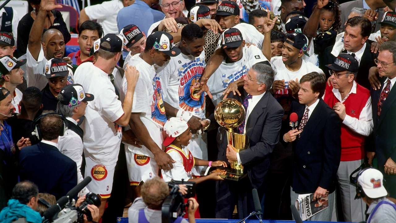 Houston Rockets - 1994 NBA Championship