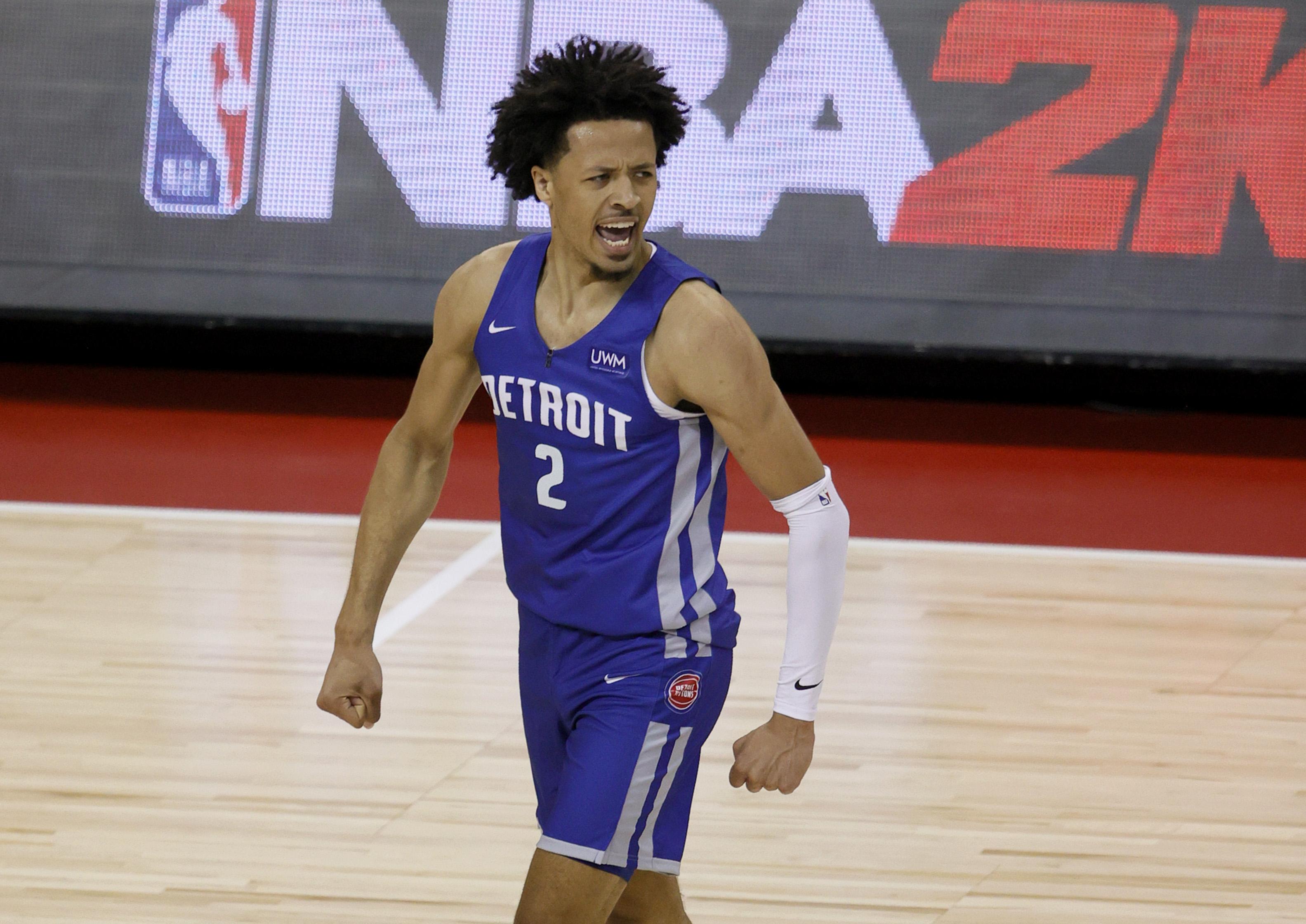 Cade Cunningham, Detroit Pistons