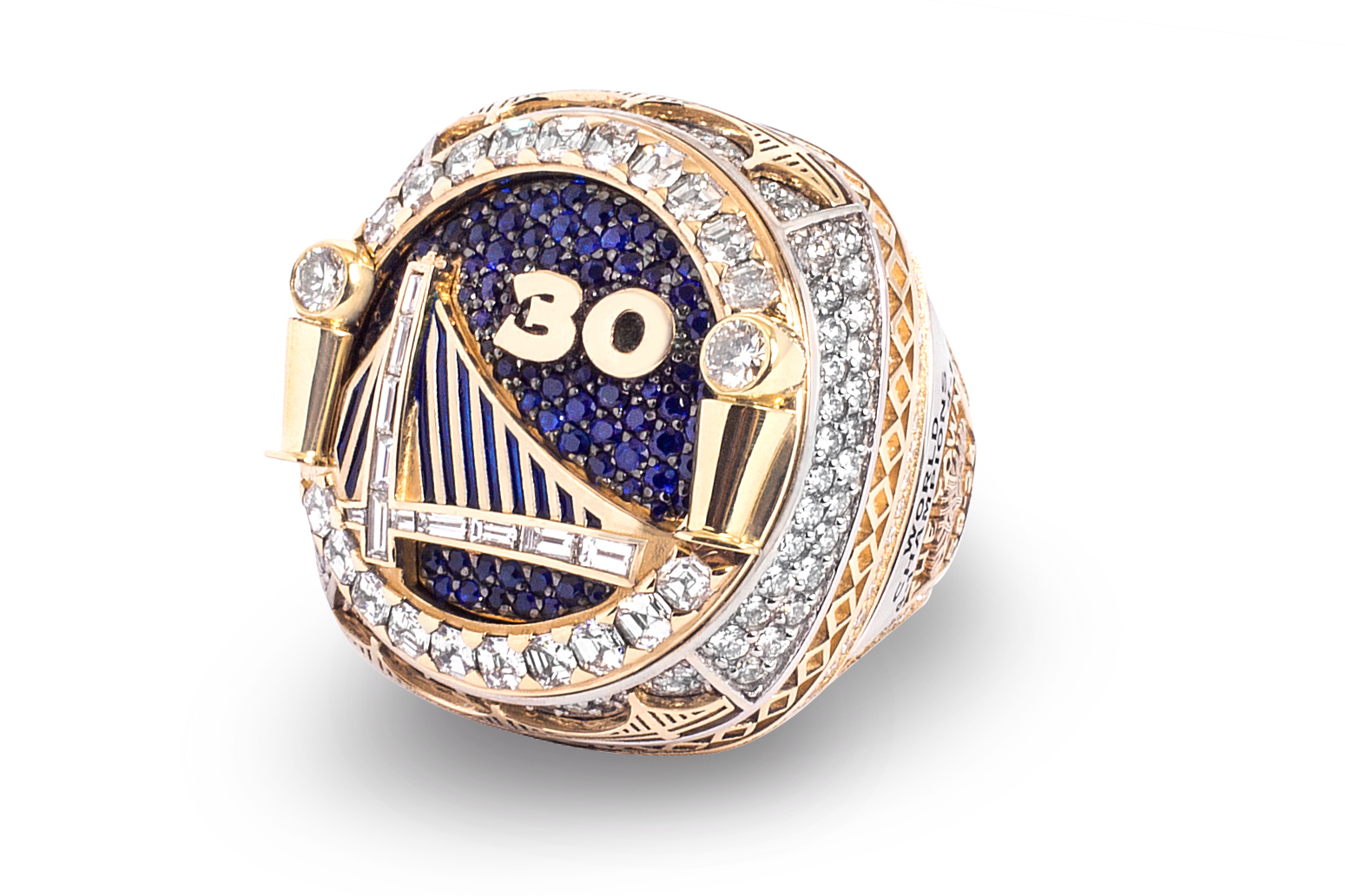 Warriors-ring-blue