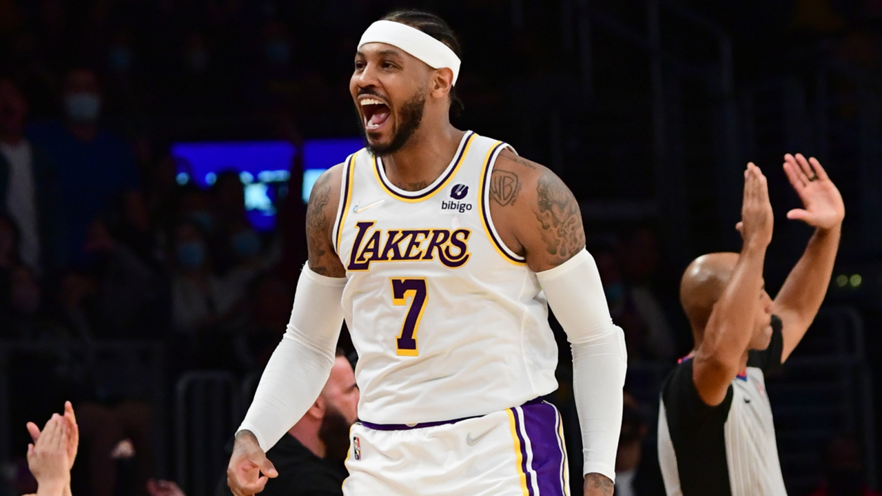 Carmelo Anthony (Los Angeles Lakers)