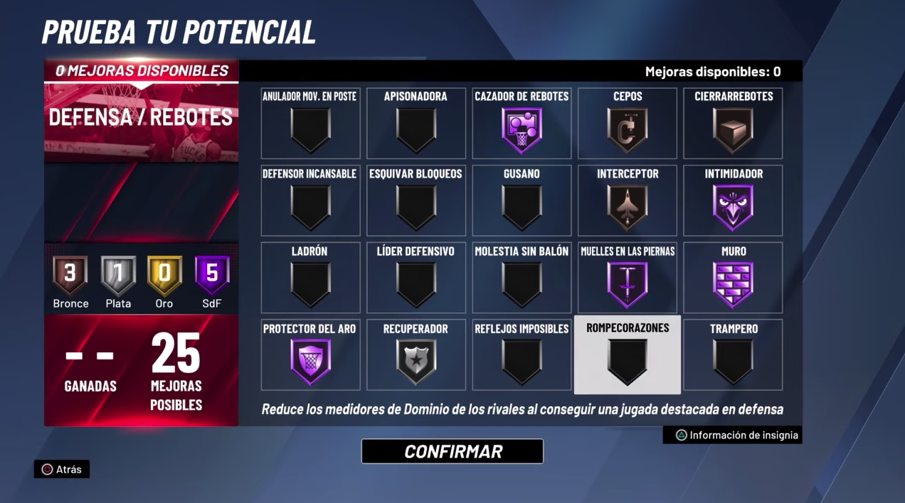 screenshot 2 nba2k20 pívot