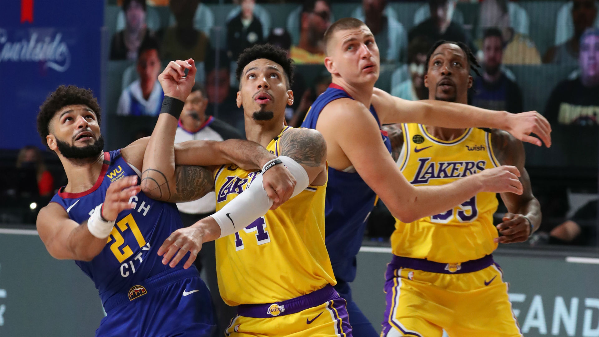 NBA Playoffs 2020: What to watch in Game 2 between the Los ...