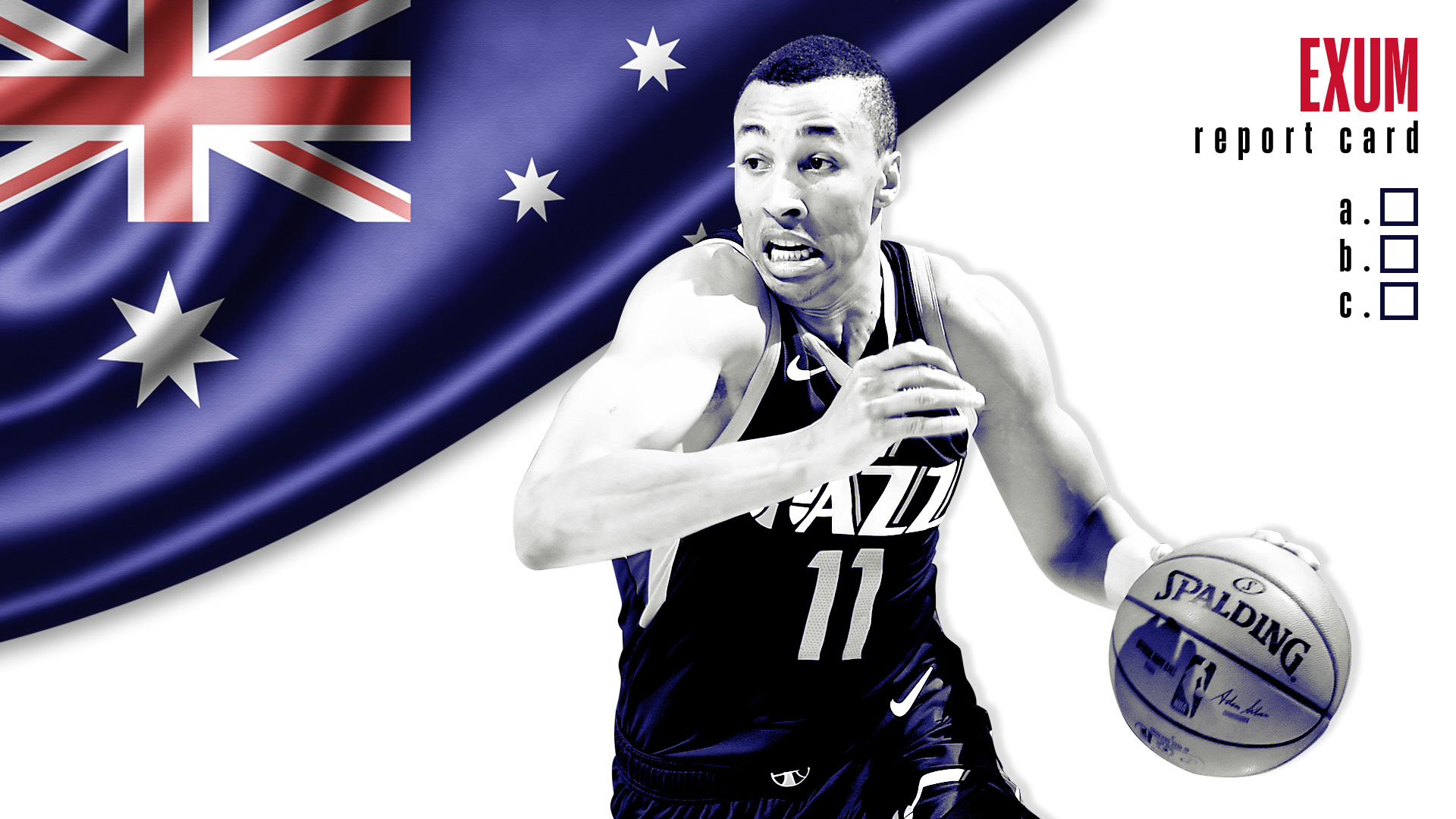 Aussie Report Cards What Grade Did Dante Exum Receive For