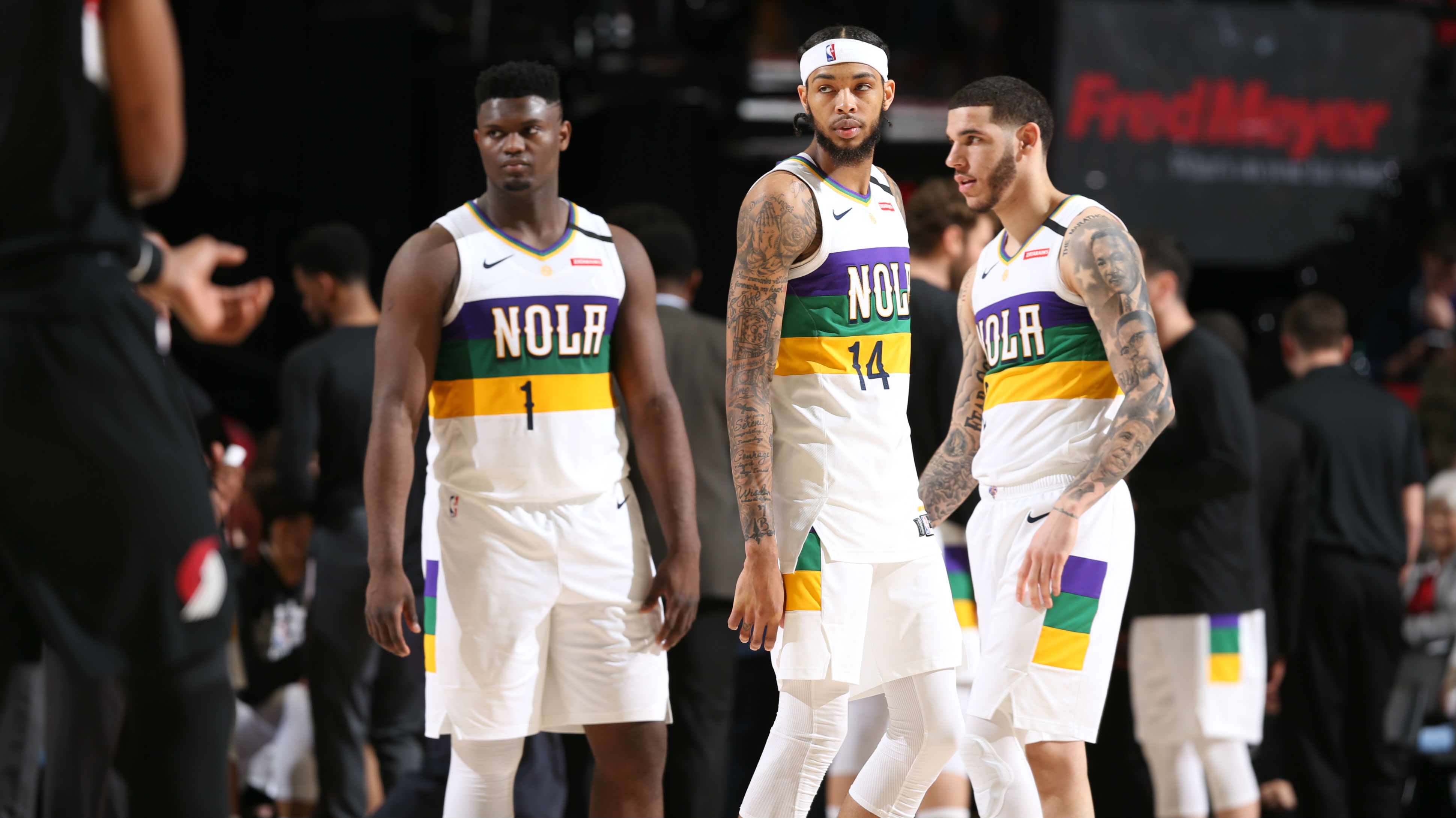 New Orleans Pelicans, otro momento de luces para Zion Williamson y la racha que JJ Redick quiere mantener | NBA.com Argentina | El sitio oficial de la NBA