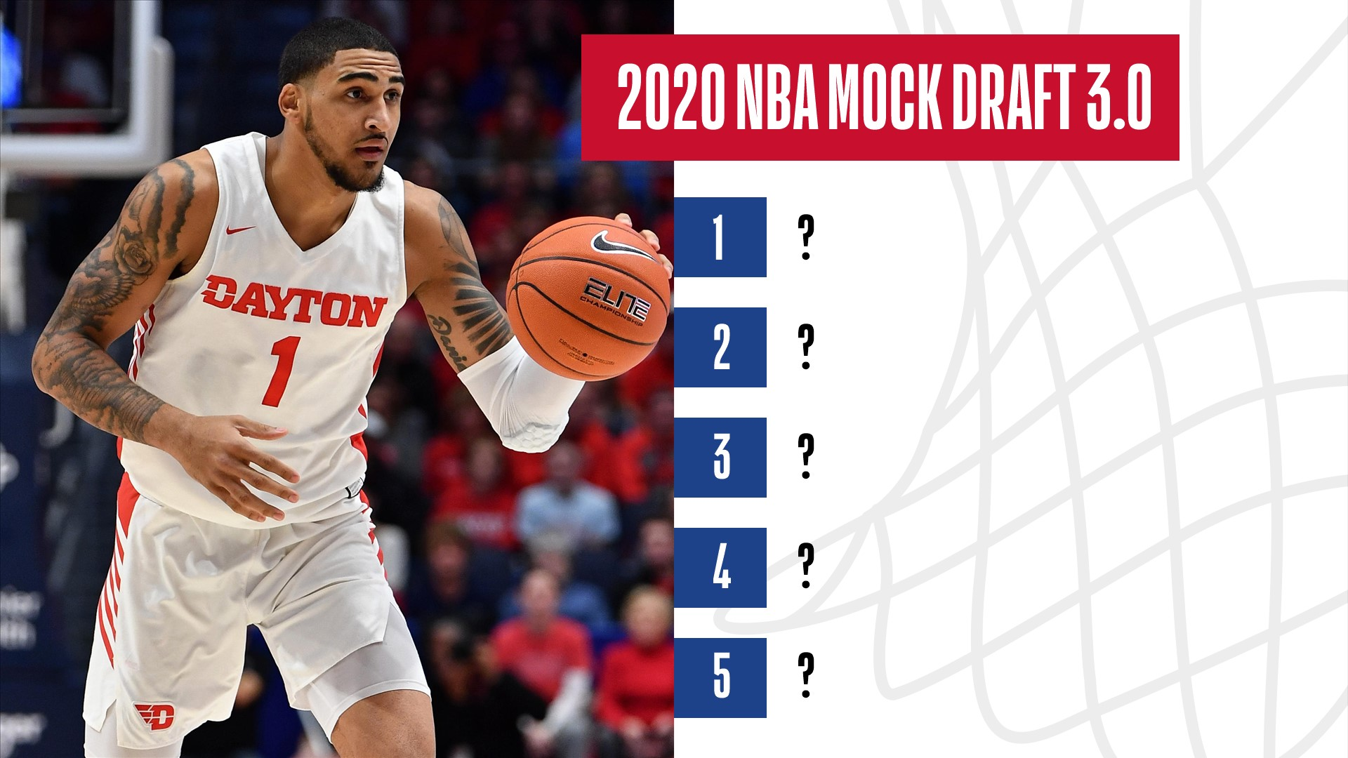 2020 NBA Mock Draft 3.0: Which players moved up and down in the top-10?
