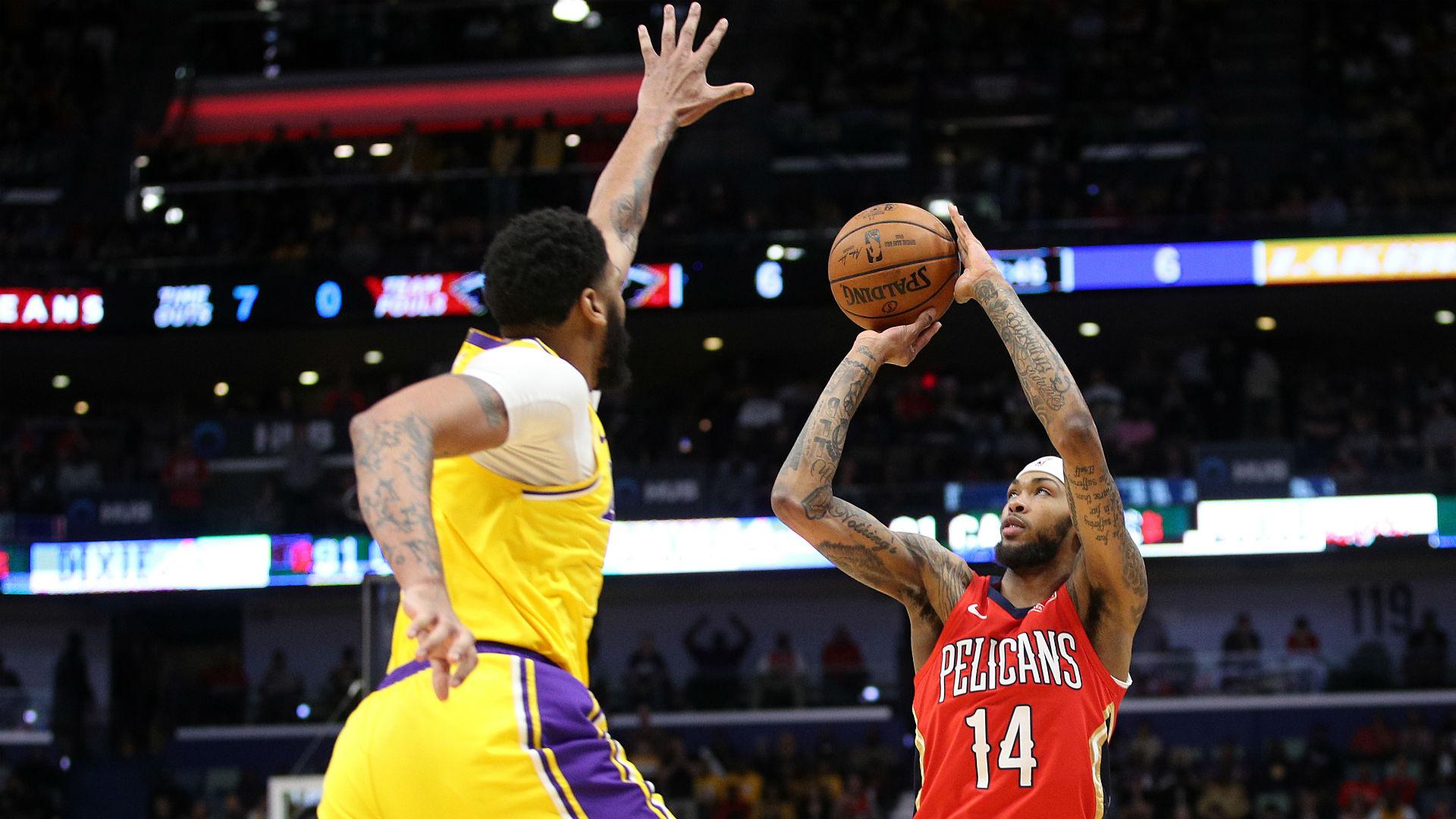 Lakers mantiene su racha ganadora