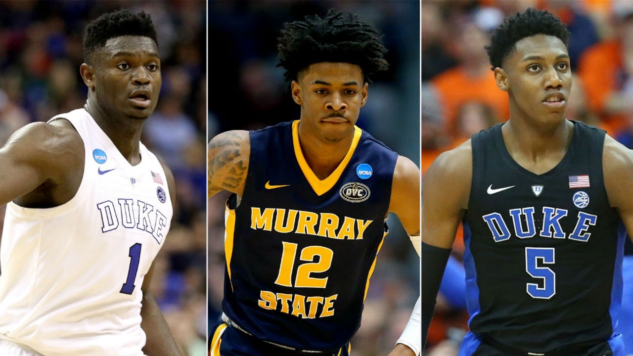 Zion Williamson Rj Barrett And Ja Morant Headline Field Of Sixty Six Players Expected To Attend Nba Draft Combine Nba Com India The Official Site Of The Nba
