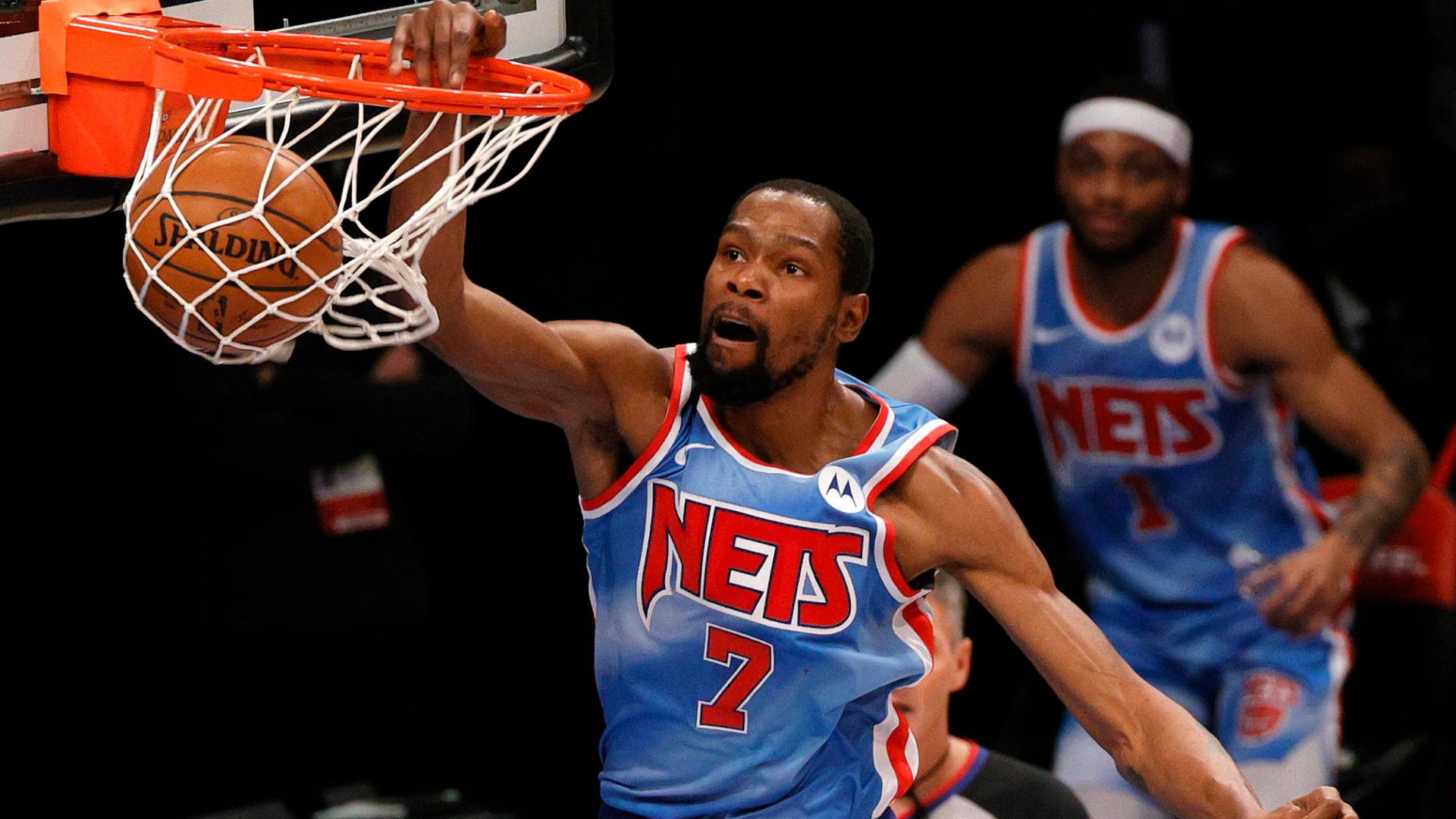 Kevin Durant brilló en el clutch y Brooklyn Nets venció en un partidazo a los Denver Nuggets de Facundo Campazzo   NBA.com Argentina   El sitio oficial de la NBA