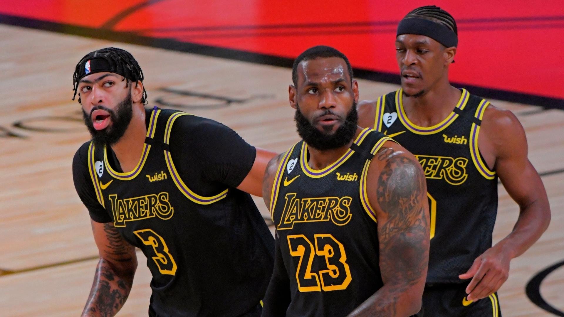 "NBAFinals – I Lakers indosseranno la maglia ""Black Mamba"" per Gara 5"