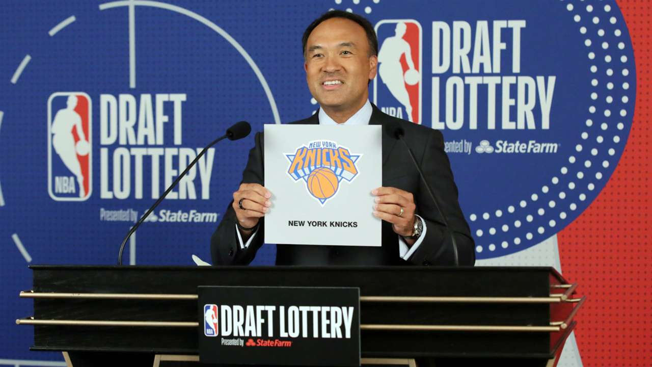 knicks-lottery-getty-images