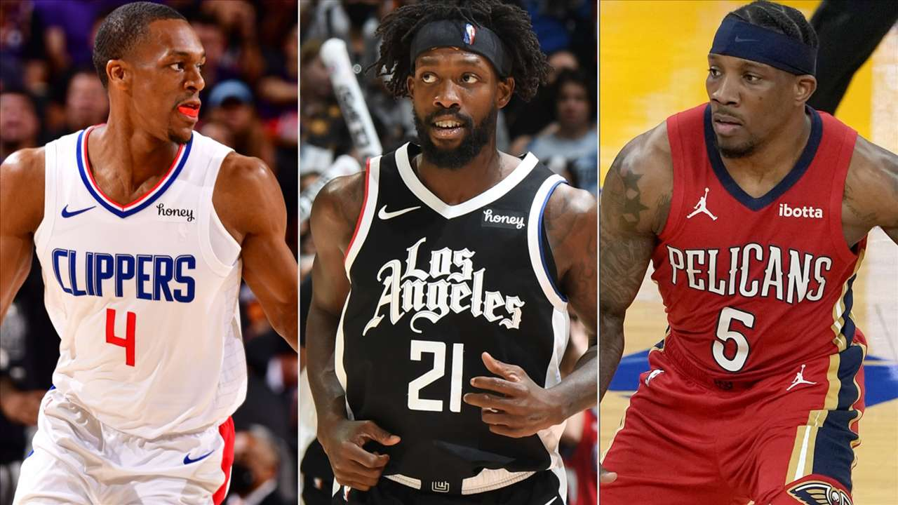 Rajon Rondo, Patrick Beverley (LA Clippers) have reportedly been traded for Eric Bledsoe (Memphis Grizzlies)
