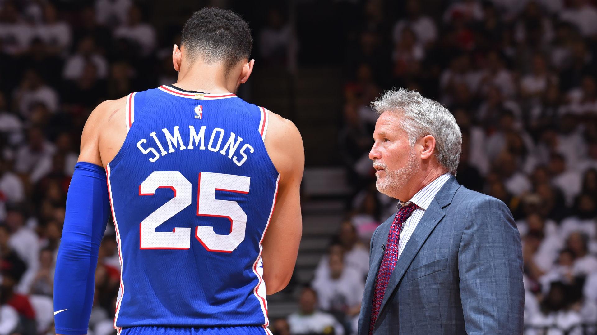 Report: Philadelphia 76ers' Brett Brown to become Australian Boomers National Team head coach