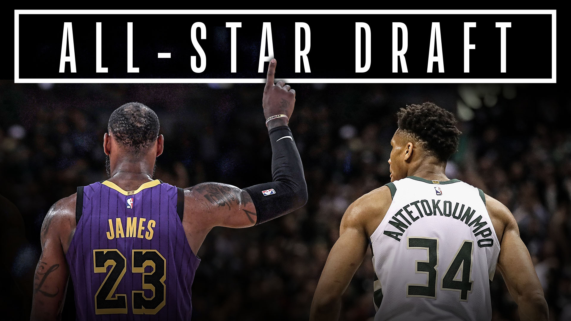 2020 Nba All Star Mock Draft Who Will Lebron James And Giannis Antetokounmpo Select Nba Com India The Official Site Of The Nba