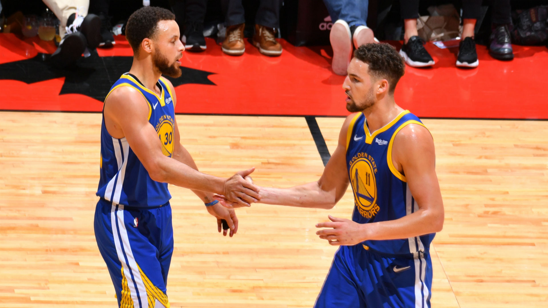 NBA Finals 2019: Klay Thompson on the Warriors late comeback 'When you have the firepower we do, you're never out of it'