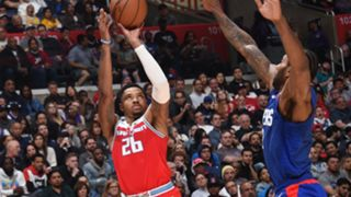 Kent Bazemore vs. the Clippers