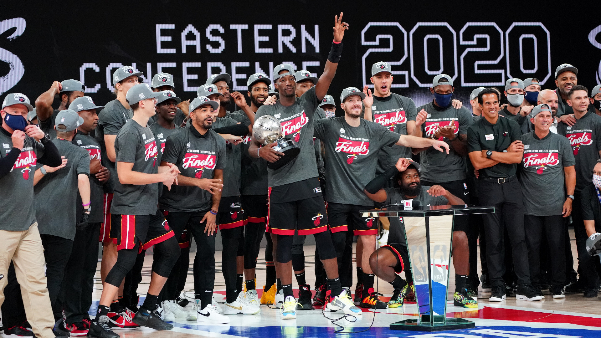 NBA Finals 2020: How was the Miami Heat's roster built ...