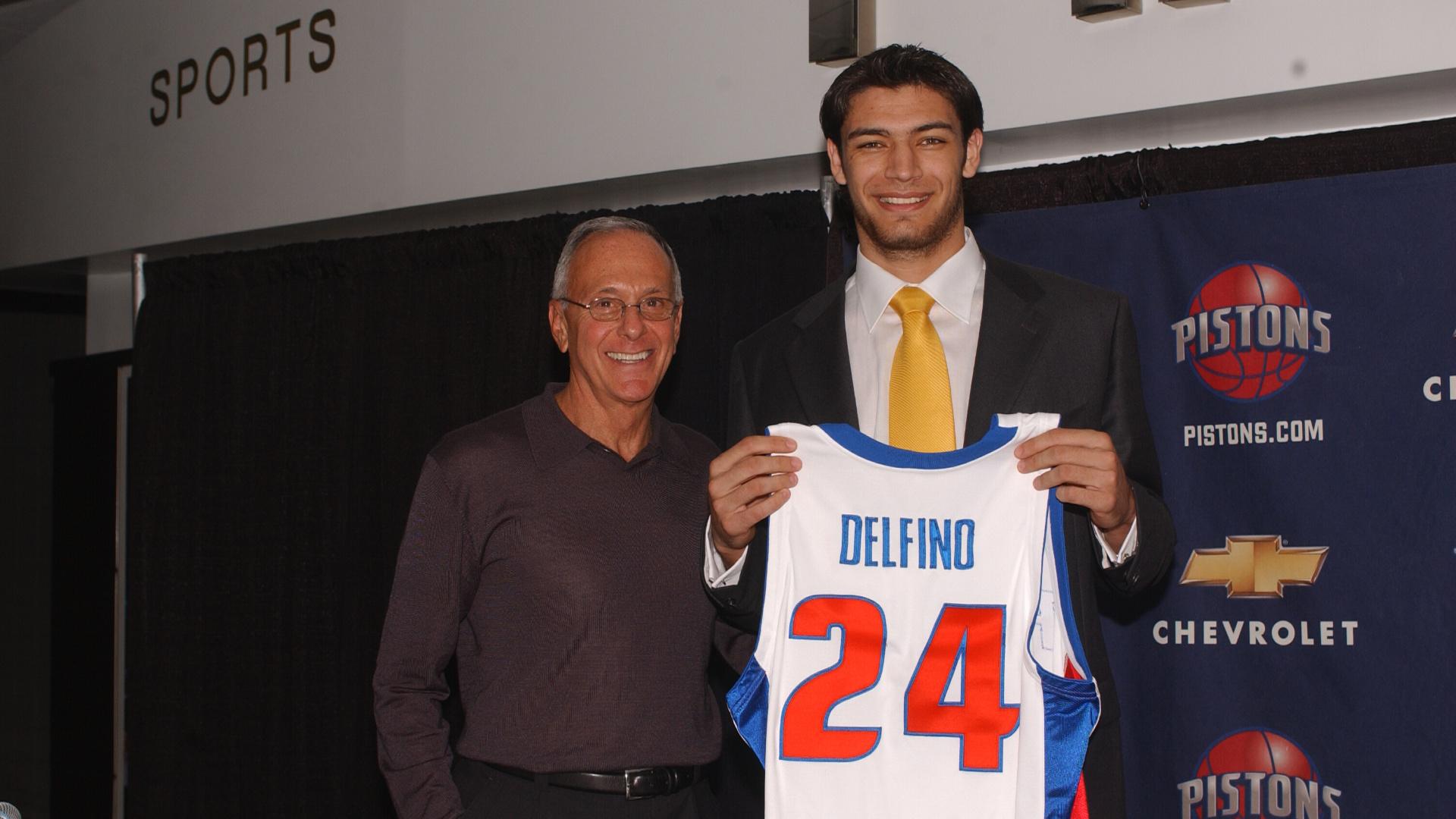 Carlos Delfino Detroit