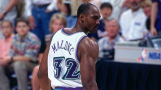 Karl Malone in 1997