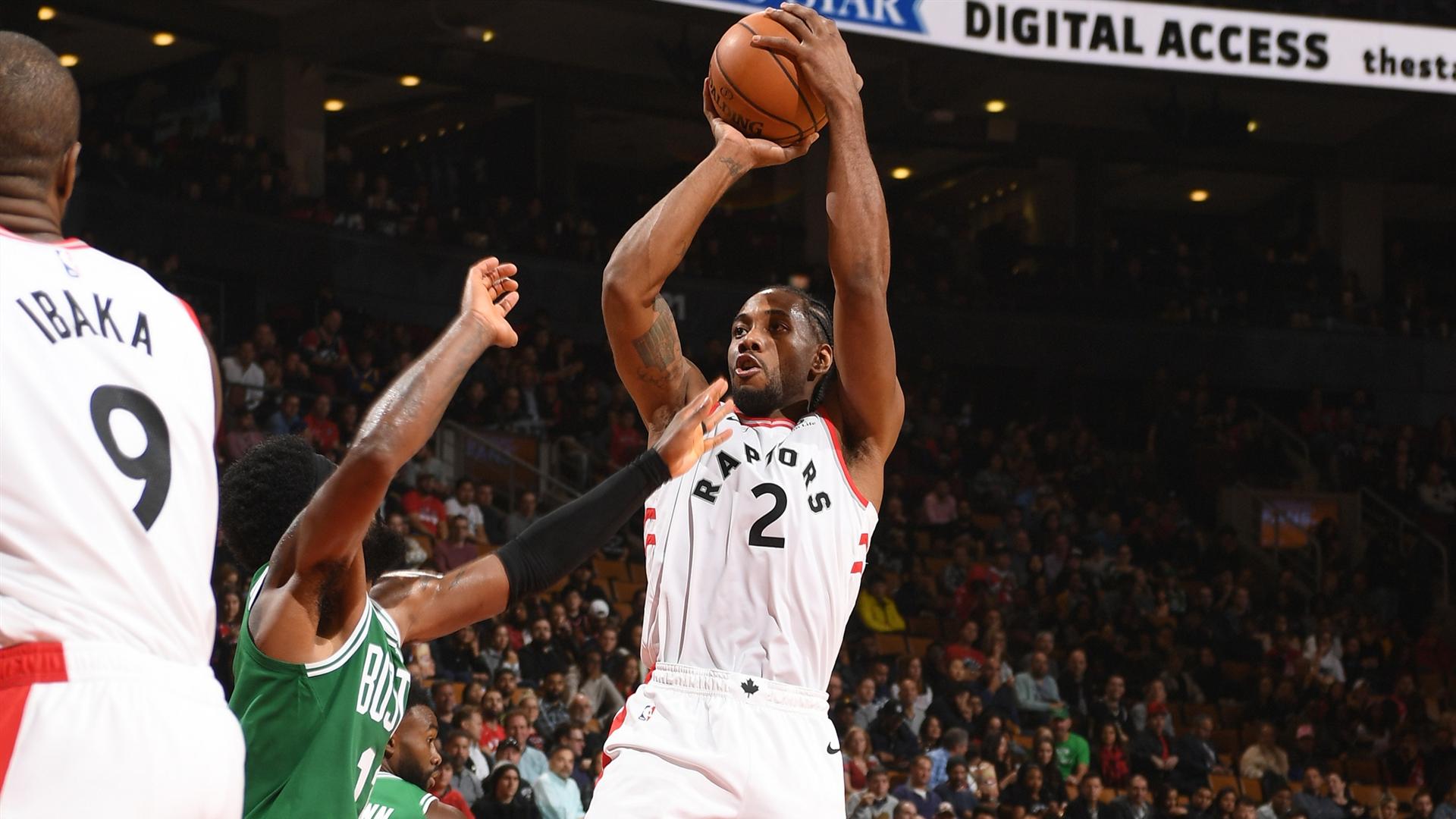 Toronto Raptors vs. Boston Celtics: Live highlights ...