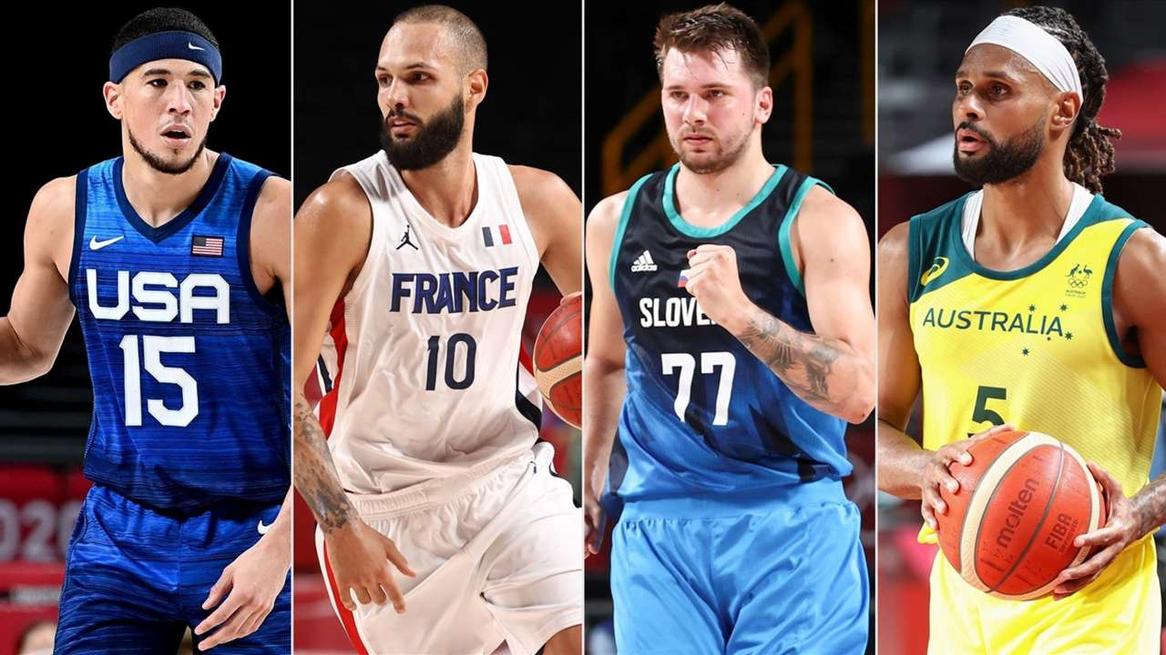 Tokyo Olympics Medal games-Devin Booker, Evan Fournier, Luka Doncic, Patty Mills.jpeg