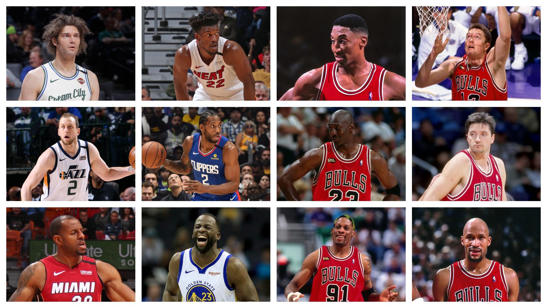 last dance 1997-98 Chicago Bulls