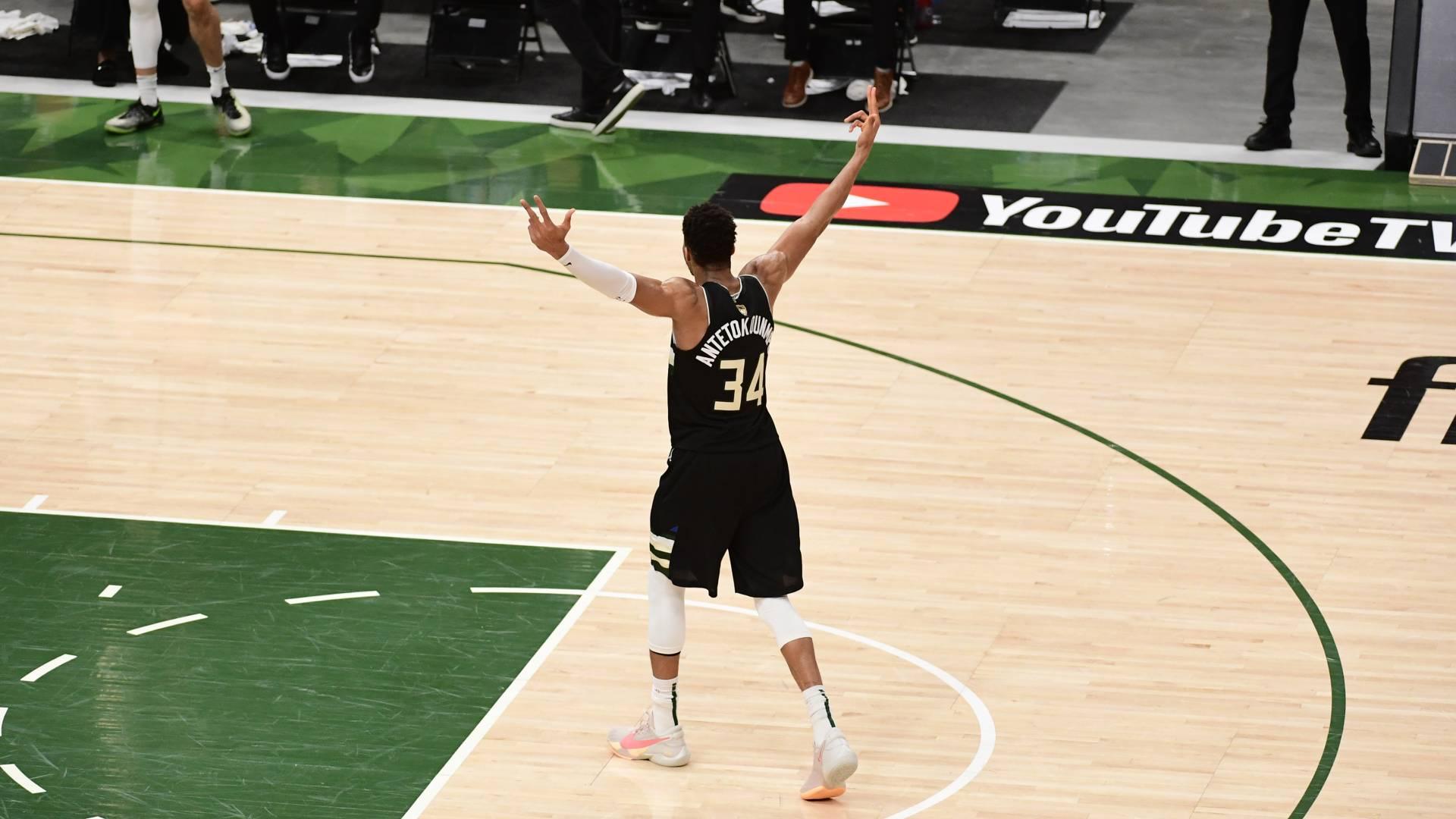 NBA Finals 2021: Milwaukee Bucks star Giannis ...