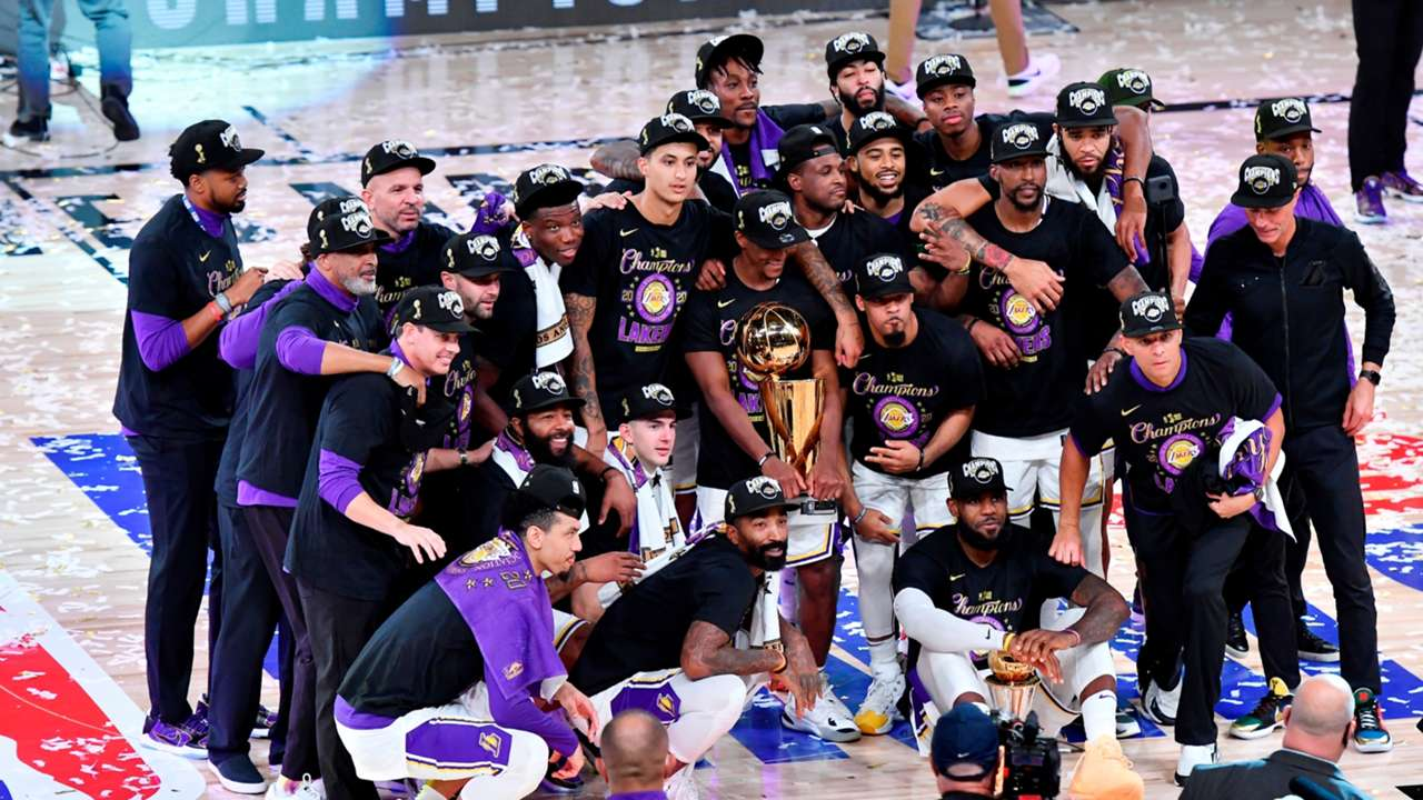Lakers' 17th title