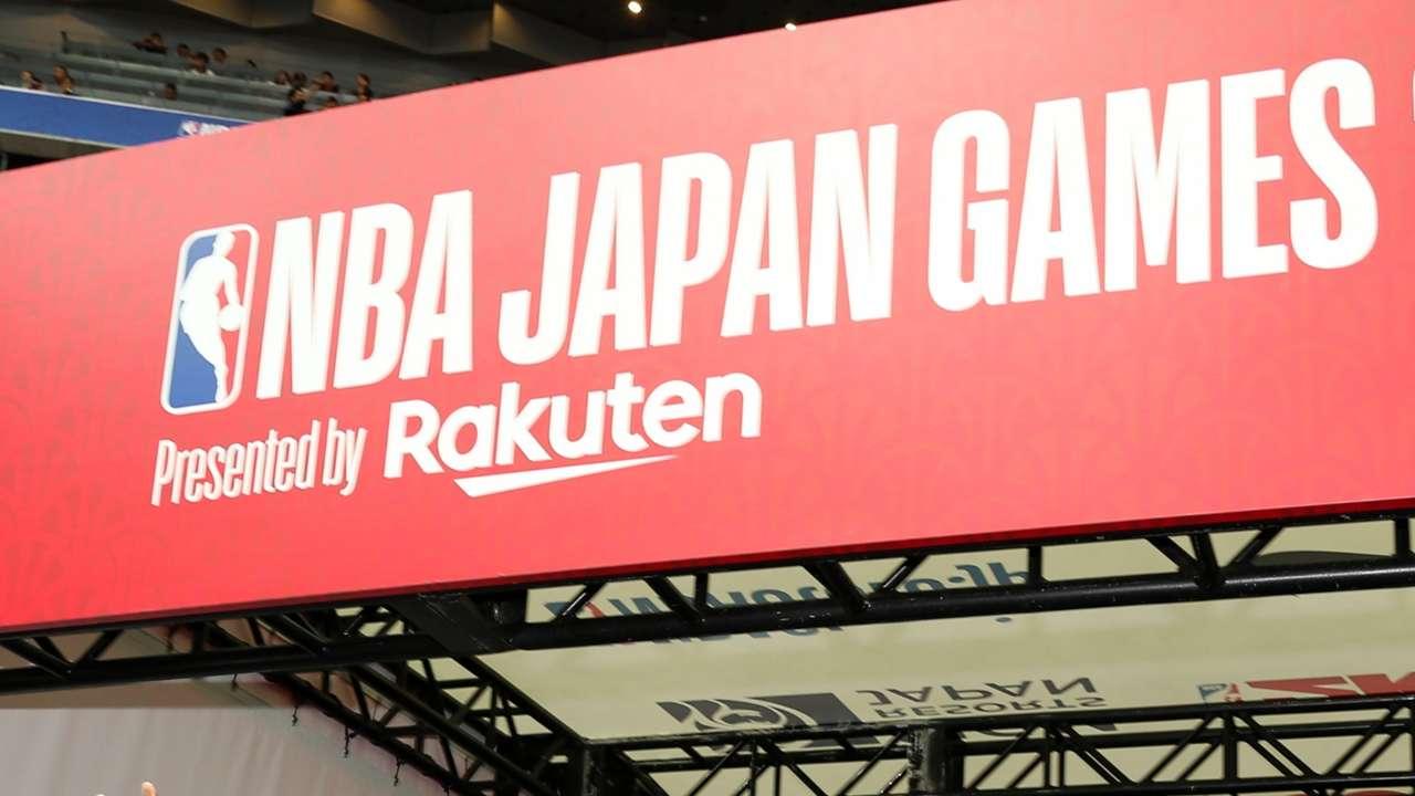 NBA Japan Games