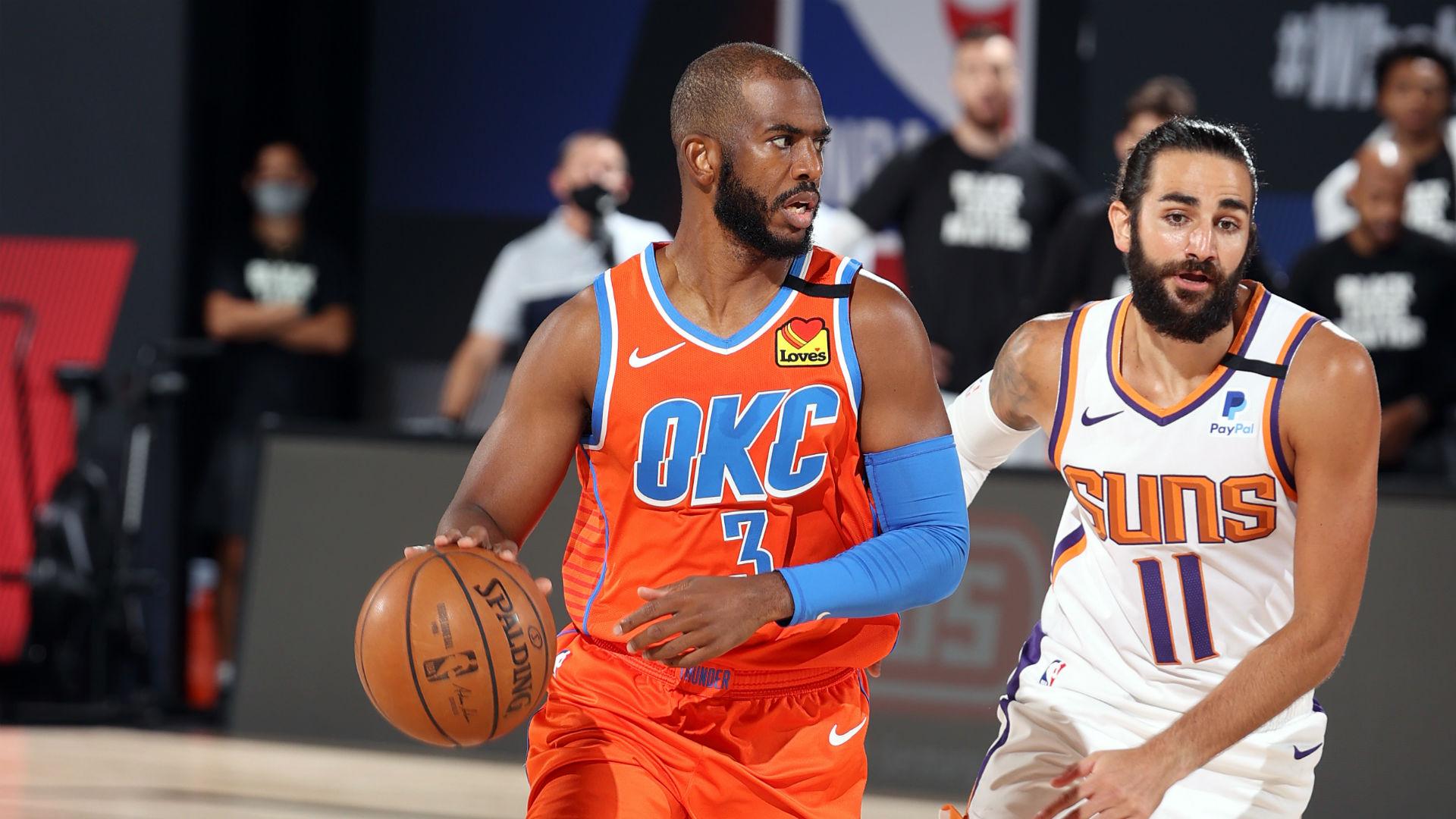 Reporte: Chris Paul traspasado a Phoenix Suns | NBA.com Argentina | El  sitio oficial de la NBA