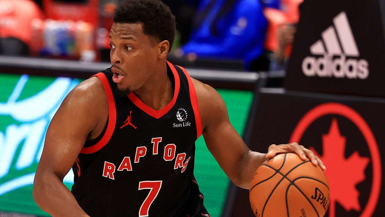 Former Raptors guard Kyle Lowry is now a member of the Heat