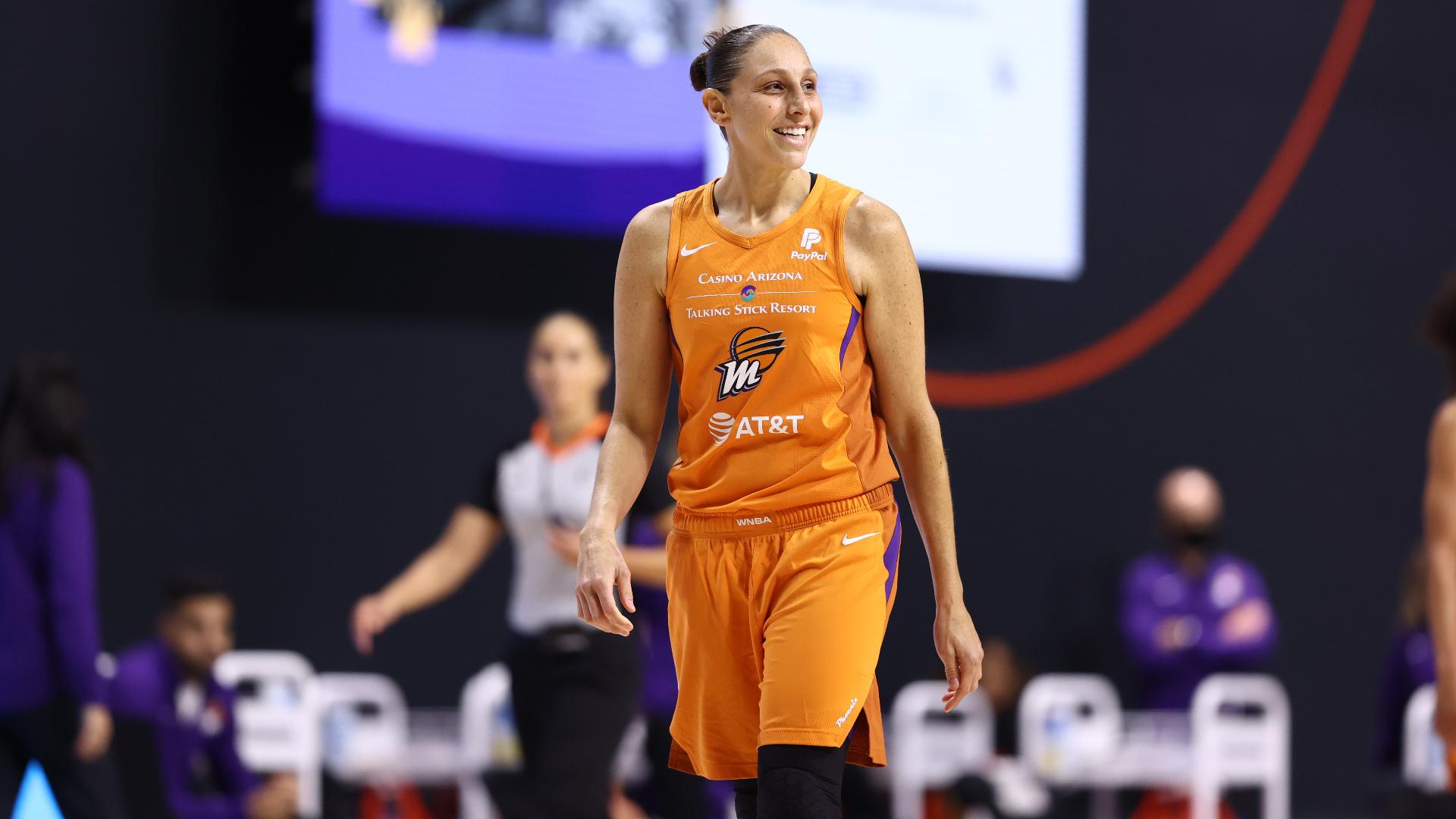 La enorme temporada de Diana Taurasi, más vigente que nunca, y otras cuatro cosas para ver rumbo a los Playoffs de la WNBA   NBA.com España   El sitio oficial de la