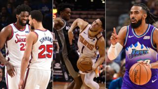 76ers, Kings, Suns, and Mike Conley Jr.'s fit with the Jazz are among the biggest disappointments of this season.
