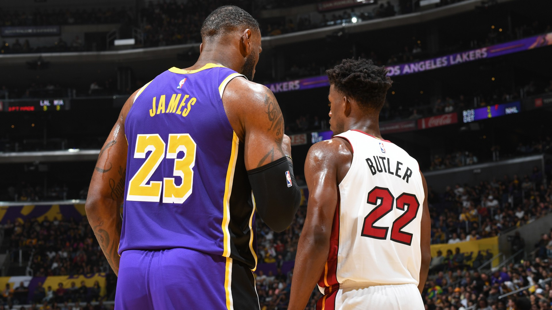 Nba Finals 2020 Los Angeles Lakers Vs Miami Heat Series Preview Nba Com Australia The Official Site Of The Nba