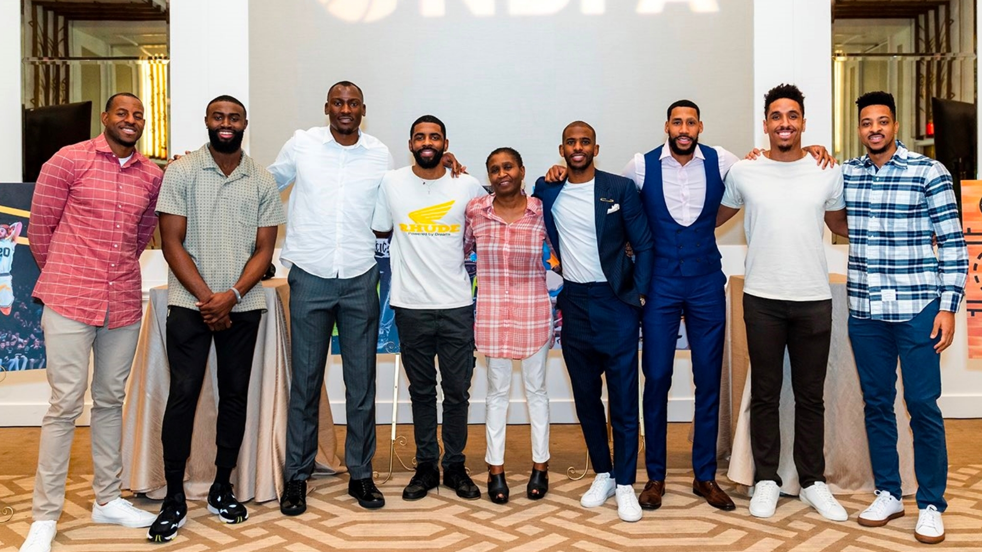 What is the NBPA and who are the current members of its leadership group?    NBA.com India   The official site of the NBA