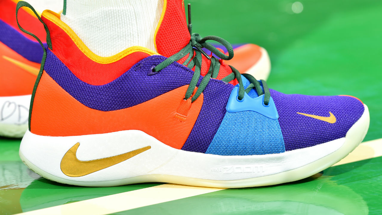 Best sneakers from the NBA's 2018/19