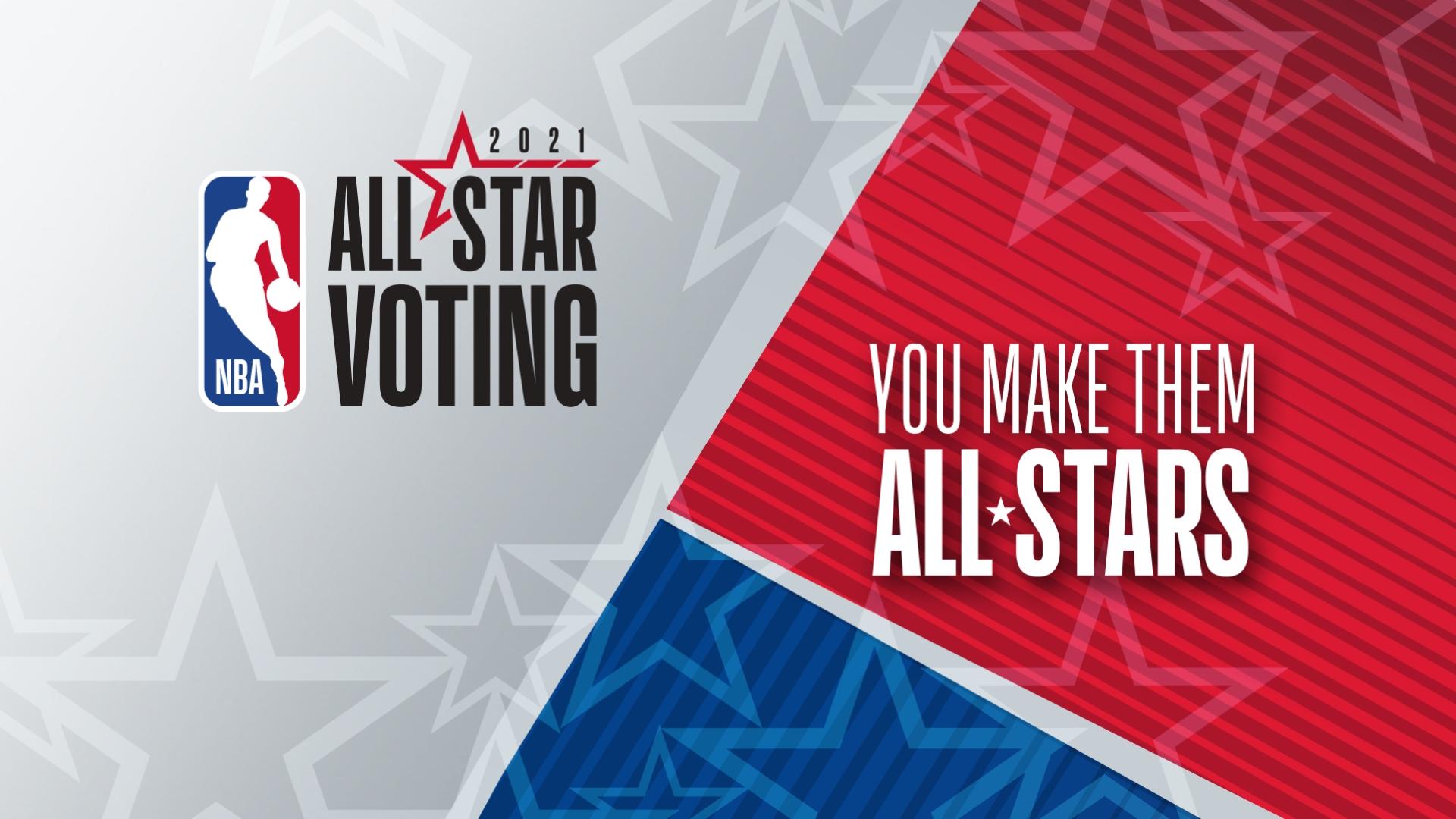 Nba All Star Voting 2021