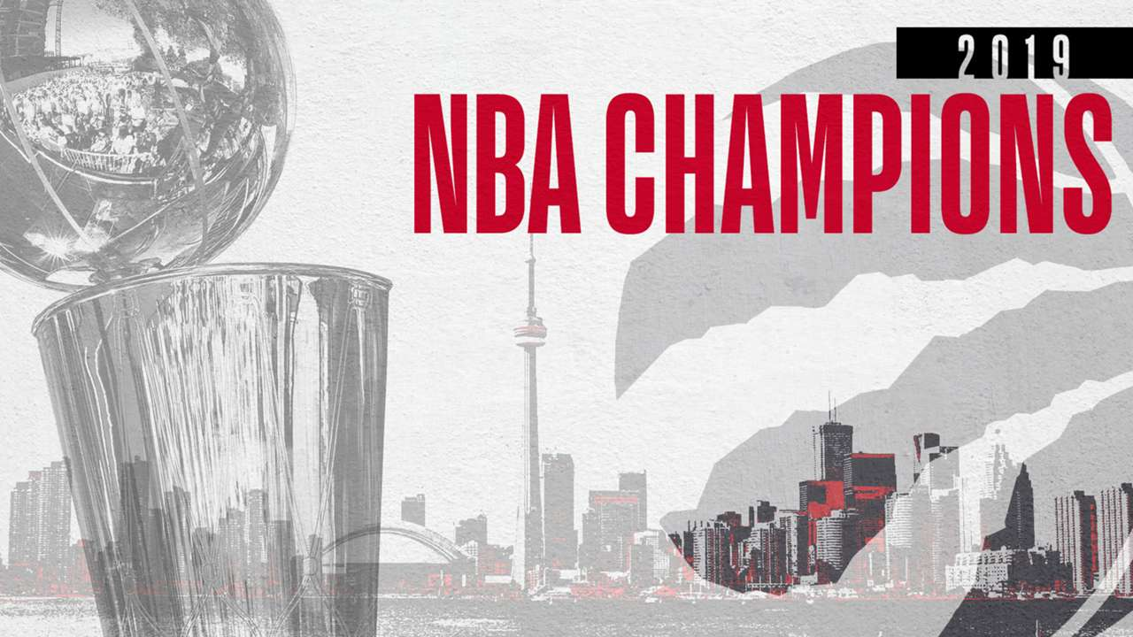 The Raptors won their first championship in franchise history.