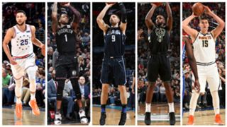 simmons-russell-vucevic-middleton-jokic-ftr-nba-getty