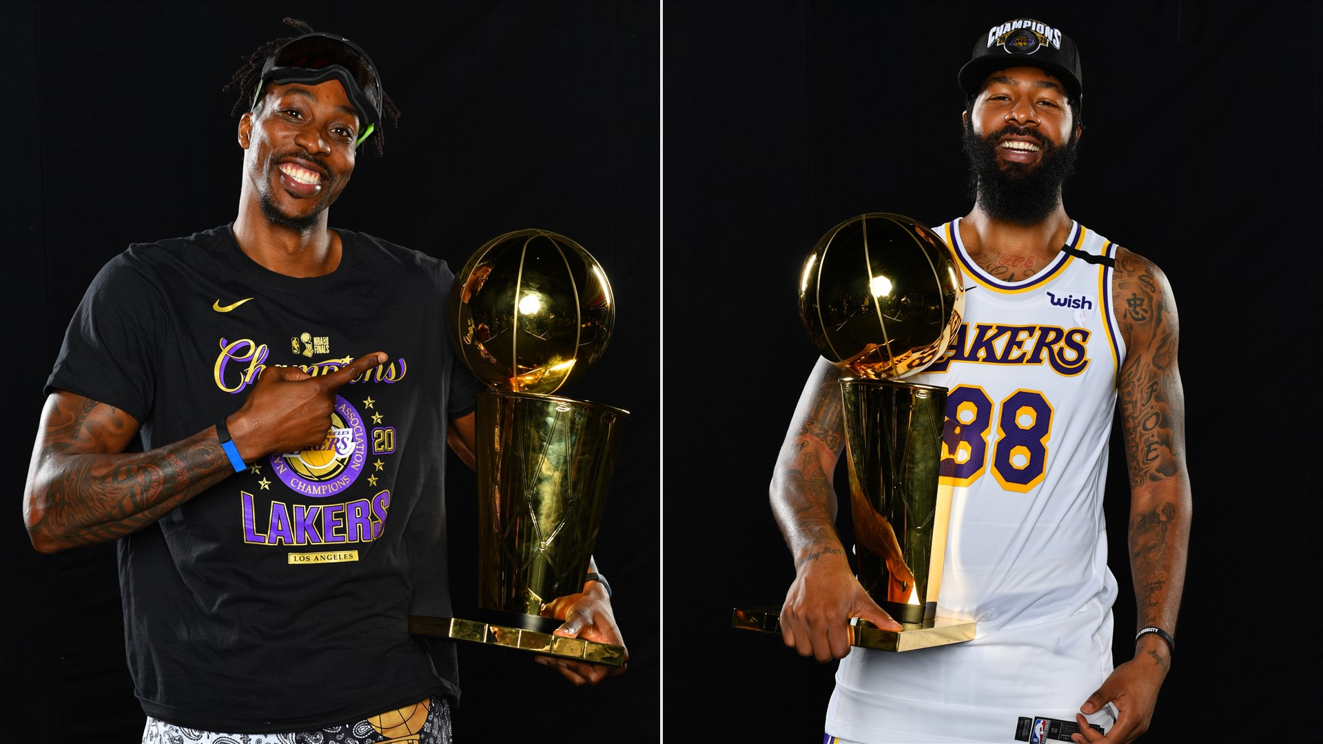NBA Finals 2020 How The Los Angeles Lakers Built Their