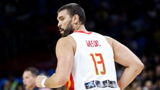 Marc Gasol has finished with a positive plus-minus in every game at the FIBA World Cup.