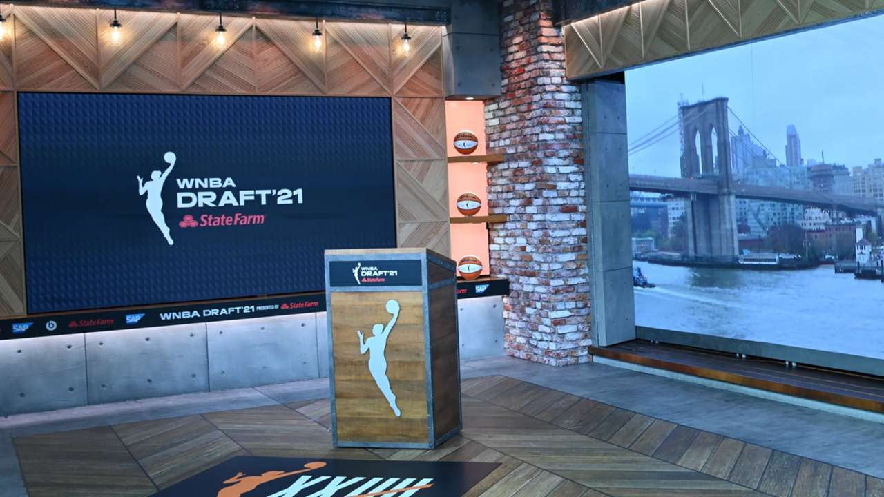 #WNBADraft2021